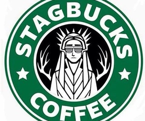starbucks, swagger, and elven king image