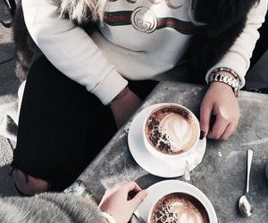 chic, coffee, and designer image