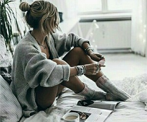 fashion, style, and morning image