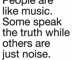 people, truth, and 😐 image