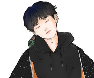 fanart, cute, and kpop image