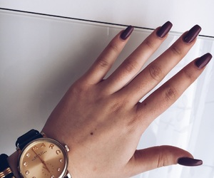 girl, marcjacobs, and nails image