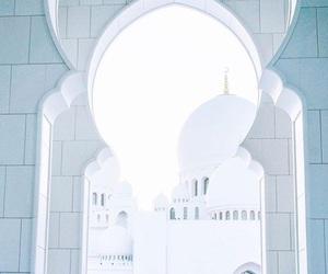 abu dhabi, allah, and arab image