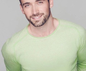 actor, handsome guy, and smile image