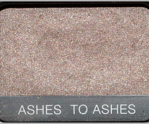eyeshadow, makeup, and ashes image