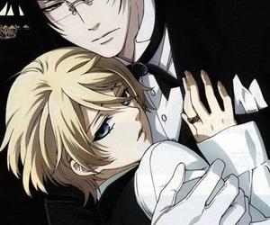 kuroshitsuji, anime, and black butler image