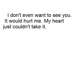 alone, hurt, and my heart image