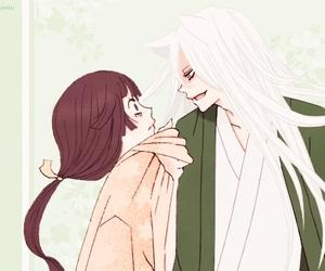 tomoe, kamisama hajimemashita, and manga image