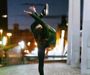 ballet, dancer, and fit image