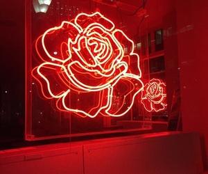aesthetic, neon, and neon lights image