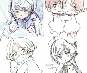 hetalia, aph canada, and aph kugelmugel image