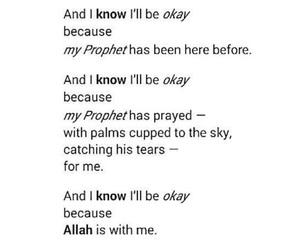 allah, praying, and islam image