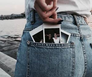 jeans, tumblr, and photo image