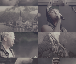aesthetic, vintage, and hollywood undead image