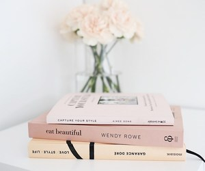 books, home, and inspo image