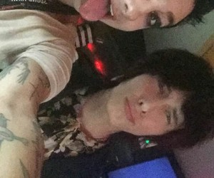 snapchat, remington leith, and sebastian danzig image