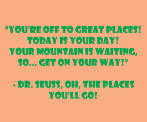 book, dr seuss, and inspired image