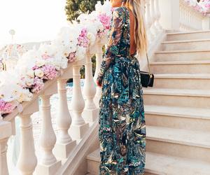 fashion, dress, and janni deler image