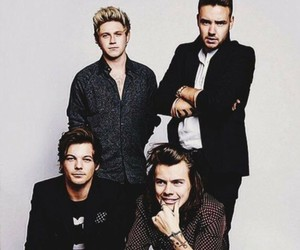 harry, liam, and louis image