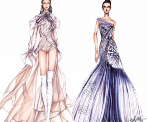art, Couture, and design image