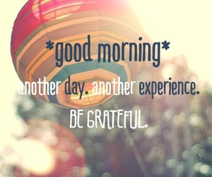 quote, morning, and day image