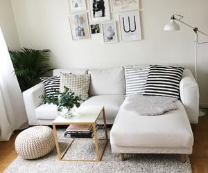 ikea, interior, and livingroom image