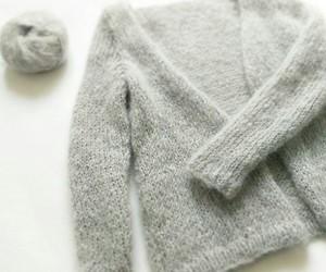 aesthetic, fashion, and knitting image