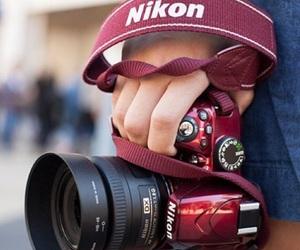 nikon and photography image