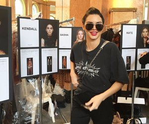 kendall jenner, Balmain, and beauty image
