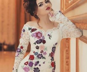 beautiful, beauty, and azeri image