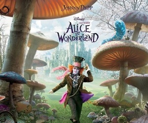 alice in wonderland and movies image