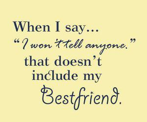 friends, bestfriend, and quote image