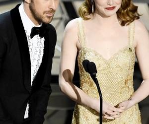 Academy Awards, emma stone, and oscars image