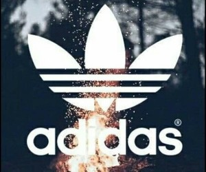 adidas, fogata, and love image