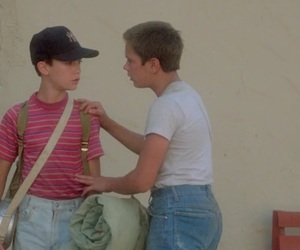 film, movie, and stand by me image