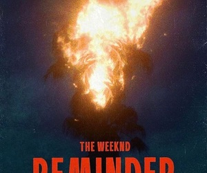the weeknd and reminder music video image