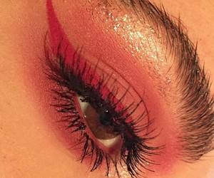 beautiful, eye, and eyeliner image