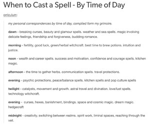 spell and witchcraft image