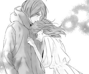 manga, sensei, and kibikino image