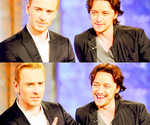 james mcavoy, mcbender, and fassavoy image