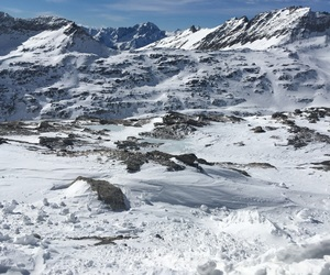 Alps, snow, and stunning image