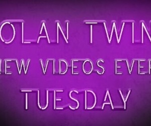 ethan, tuesday, and twins image