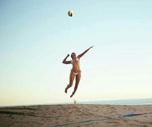 beach, fav, and sport image