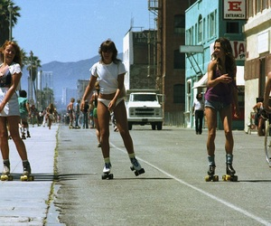 california and vintage image