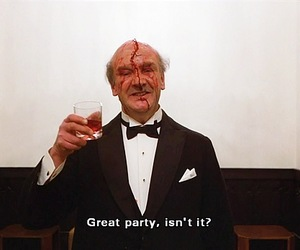 The Shining, party, and movie image