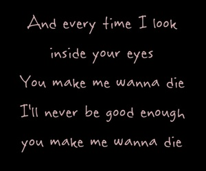 music, the pretty reckless, and make me wanna die image