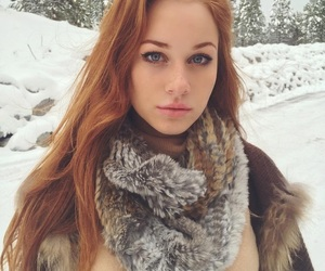 redhead and ginger image