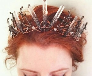 crown and crystals image