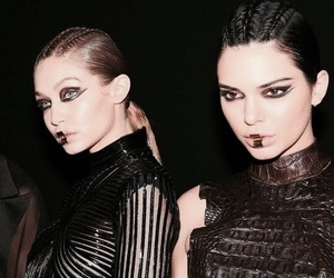 Balmain, fashion, and kendall jenner image