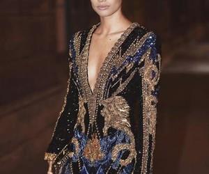 sara sampaio, dress, and style image